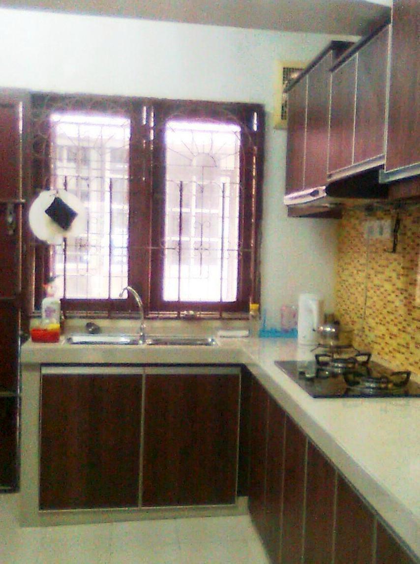 Rekaan Kabinet Dapur Untuk Ruang Kecil Desainrumahidcom