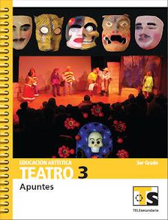 Libro de TelesecundariaTeatro Educación ArtísticaIIITercer grado2016-2017