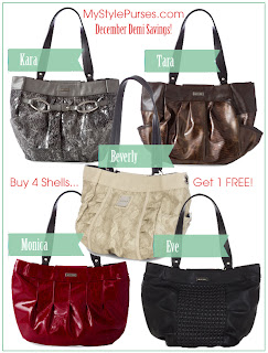 Miche December Demi Wrap Up the Savings Sales Event - 12/3 to 12/25!