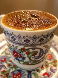 Mis Gibi Köpüklü Bir Türk Kahvesi İçin