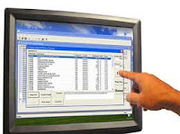 Touch Screen Monitors, Different Types of computer input devices