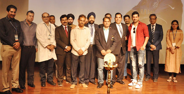 Symposium on Sports Injury at Asian Hospital, Faridabad