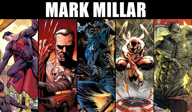 Mejores obras de Mark Millar