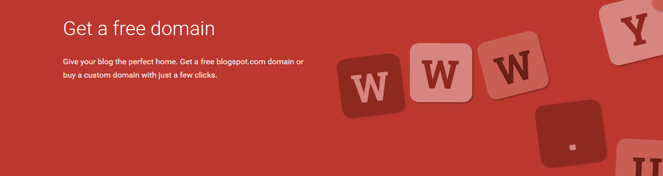 Dapatkan domain gratis