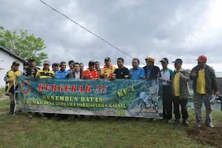 Gubernur Kalsel Kunjungi Warga Pedesaan di Kotabaru