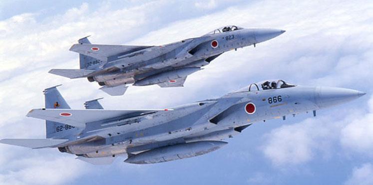الجيش الياباني يفقد الاتصال باحد طائرات قوات الدفاع الذاتي فوق بحر اليابان