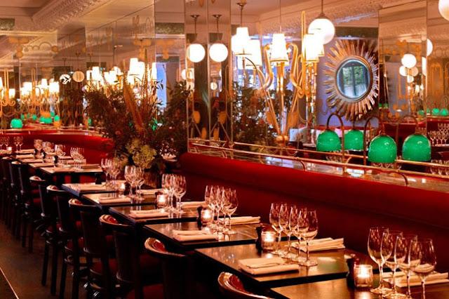 Restaurante Thoumieux em Paris