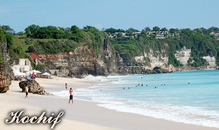 Gambar Pantai Dreamland (Bali)