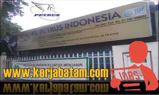 Lowongan Kerja Batam Petrus Indonesia