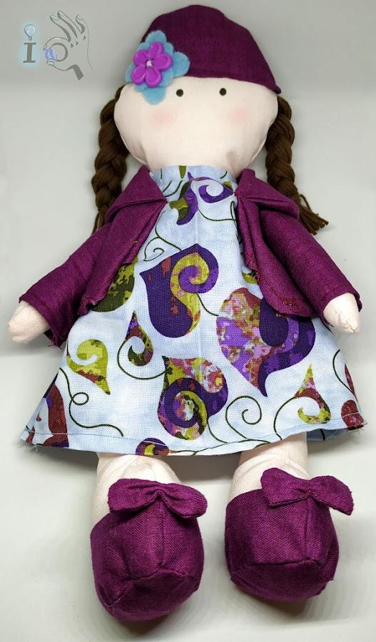 muñeca-de-trapo-Ideadoamano