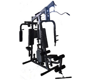 Home Gym 2 Sisi Black, F 3600 DX HM, Jakarta, Batam