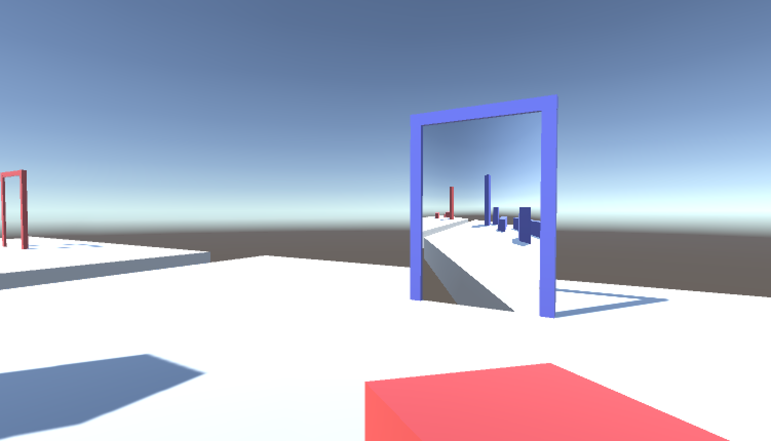 Tom's Programming Blog: Portal Rendering with Offscreen Render Targets