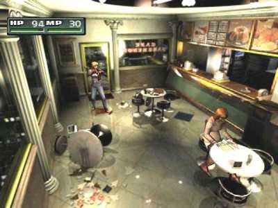 Parasite Eve 2 Android IOS