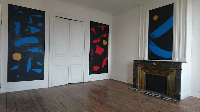 bordeaux appartement peinture interieur artiste peintre jean baptiste besançon