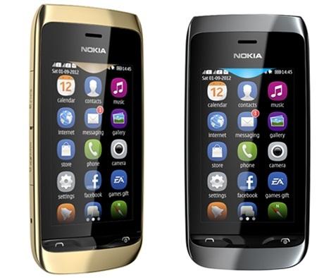 HP Nokia Asha 310 Produk Tahun 2013 dan Spesifikasinya