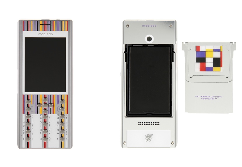 mobiado phone The Professional 3 DC Piet Mondrian