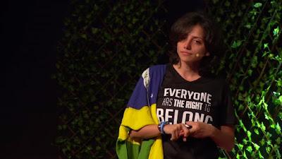 A história da refugiada síria que foi perseguida por causa de uma história de amor