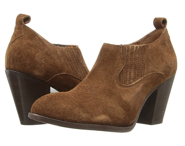 Amazon: Frye Ilana Shooties are on sale at Amazon for only $49 + $9 shipping (reg $278)!