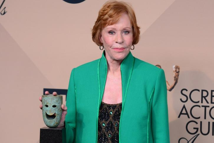 Carol Burnett to Star in Family Comedy from Amy Poehler with Put Pilot Commitment at ABC