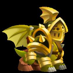 Dragão Fúria (Jovem)