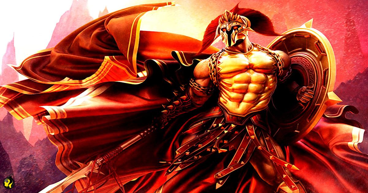 Ares - Deus Grego (História)