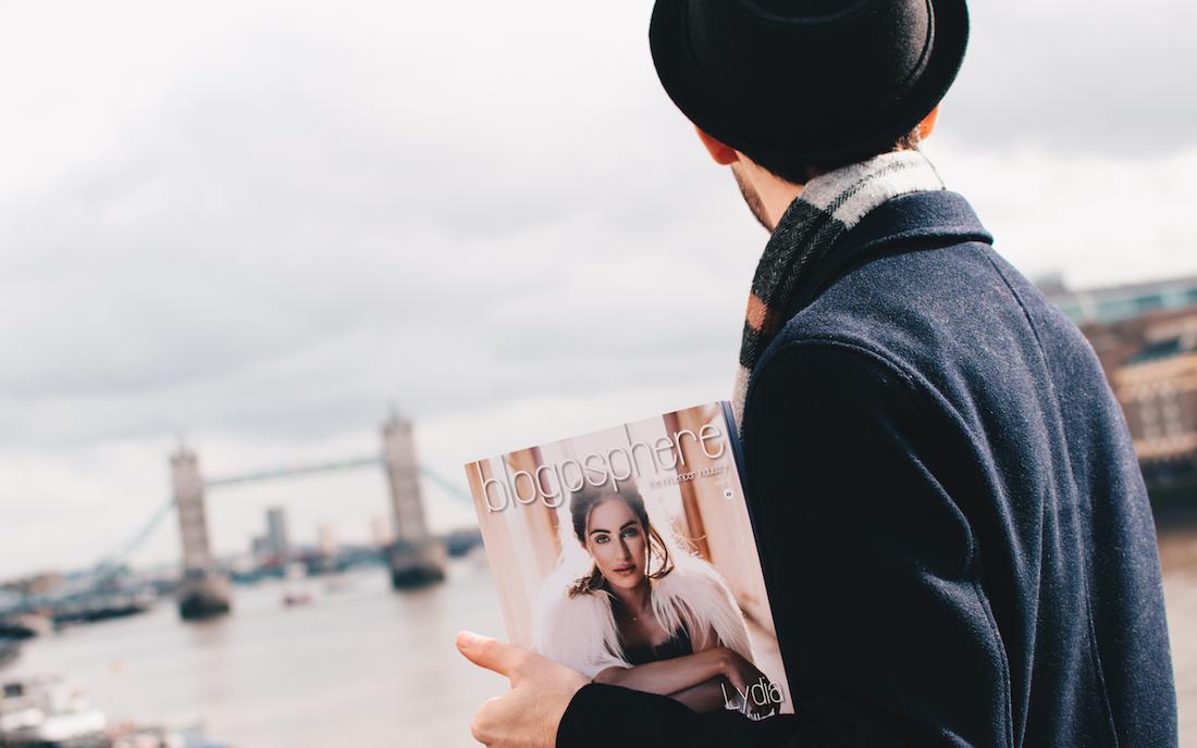 Blogosphere Magazine - Explore With Ed
