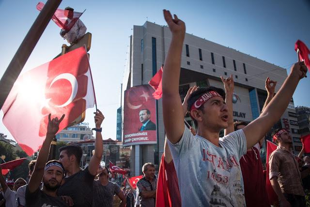 Πύρρειος η νίκη του Ερντογάν, προοίμιο της ανατροπής του...