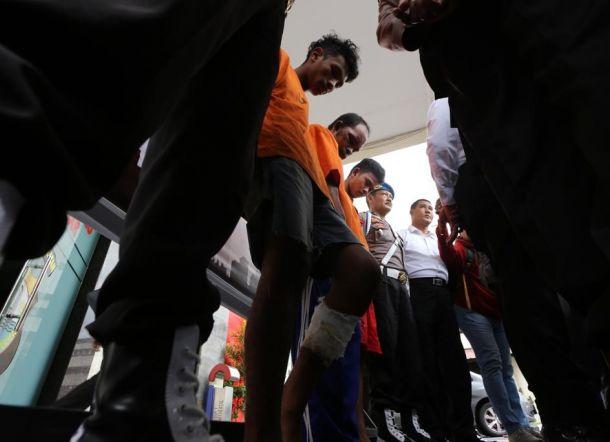 Mulut Disumpal dengan Celana Dalam, Gadis 16 Tahun Diperkosa di Ruko Depan Kantor Polisi