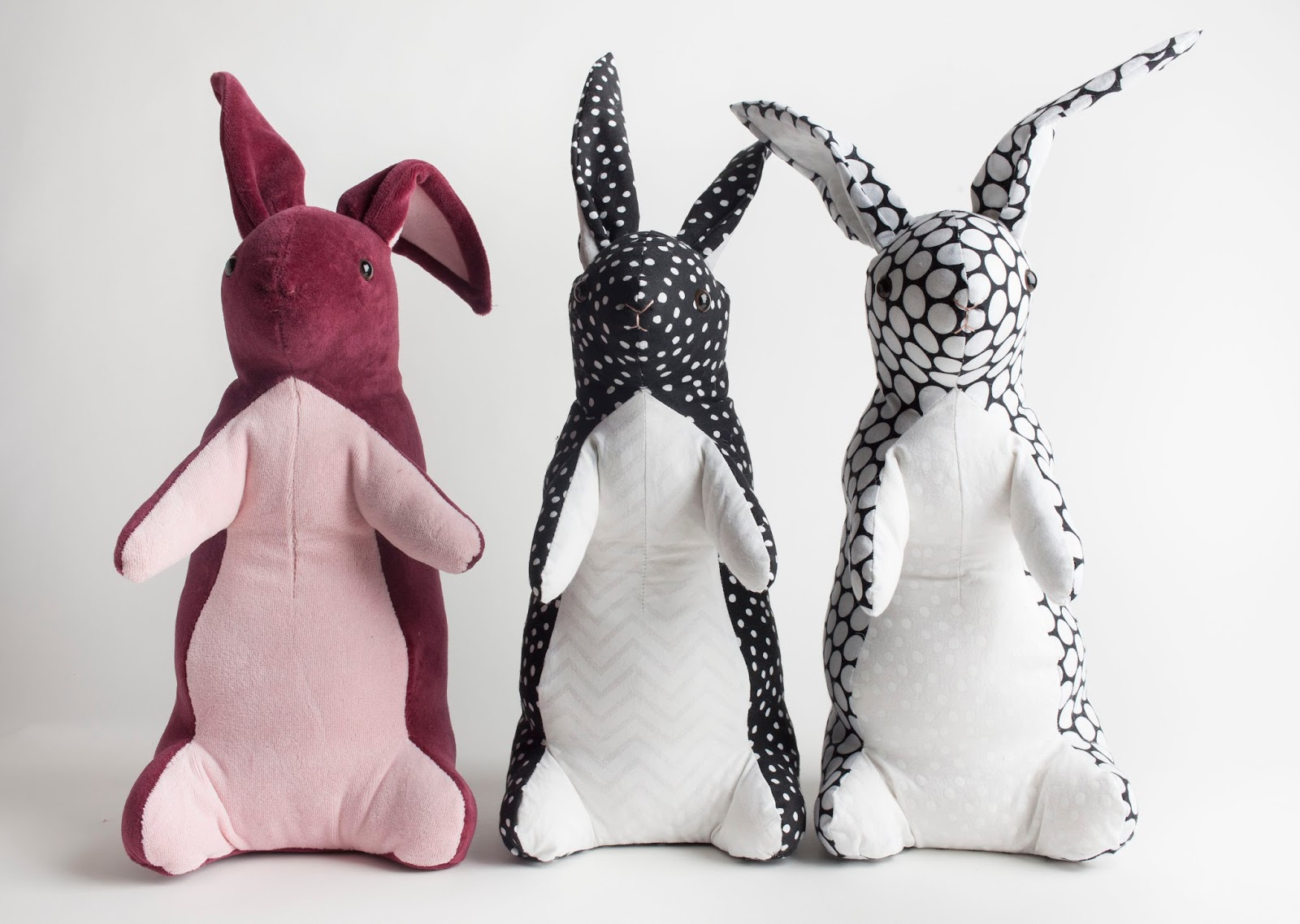 Simple patterns hares 86