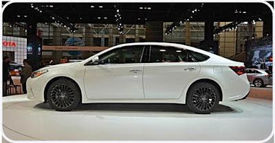 Toyota Avalon 2017 Specs