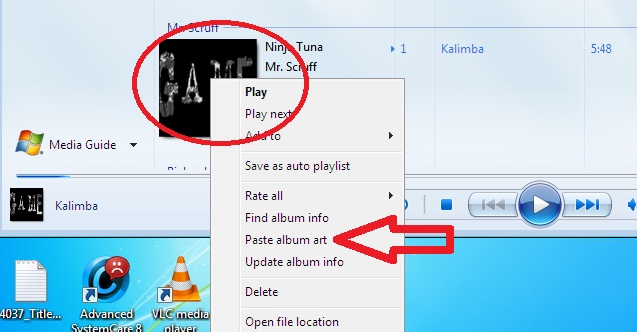 Cara Membuat Cover Image Di File MP3