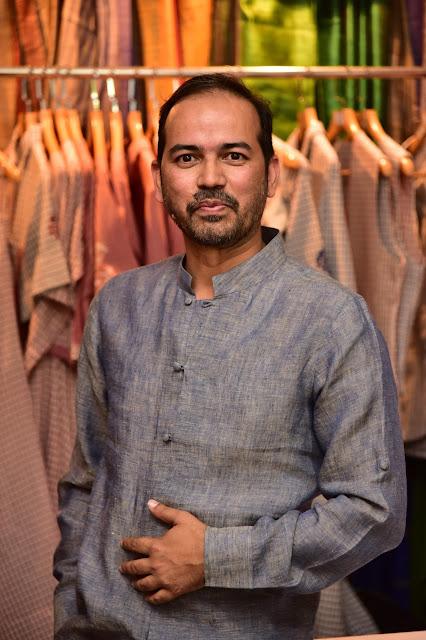 Udyan Singh - Founder Banka Silk-
