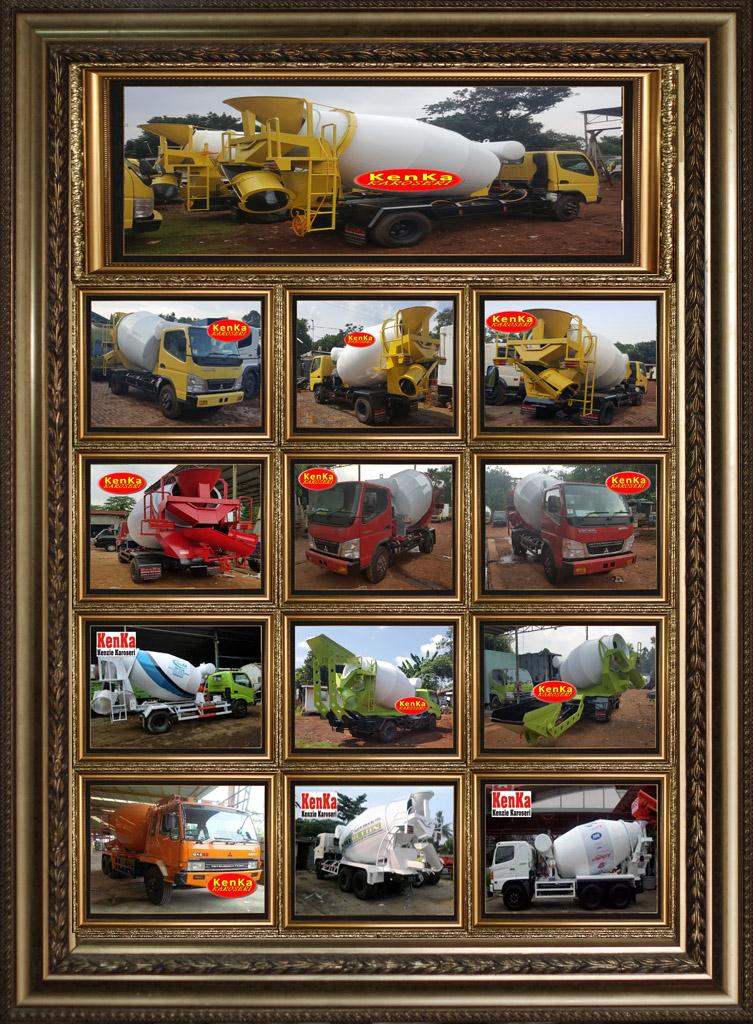 72 Koleksi Gambar Mobil Truk Mixer HD Terbaik