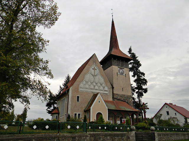 kościół Jana Chrzciciela w Ojerzycach