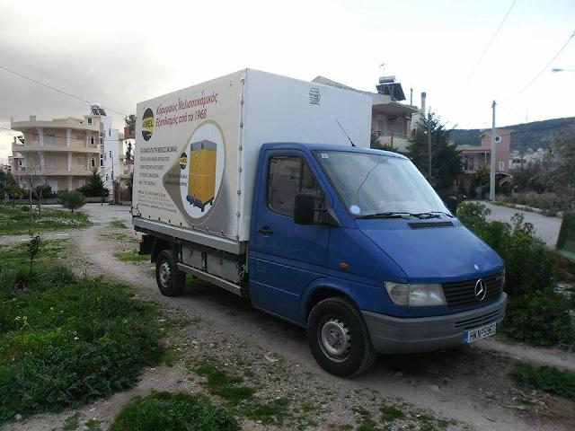Πωλείται μελισσοκομικό φορτηγάκι στα Άνω Λιόσια photos