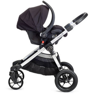 City Select infant attachment