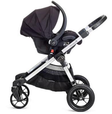 City Select infant attachment