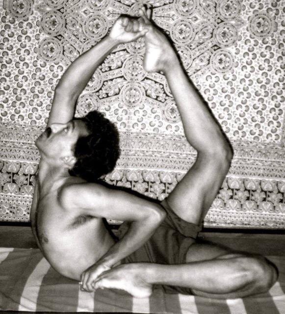 Venkatesha: Hatha Yoga Master in Mysore