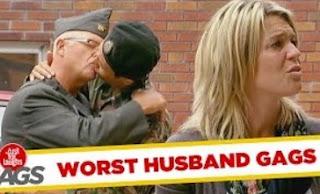 Funny Video – World's Worst Husbands