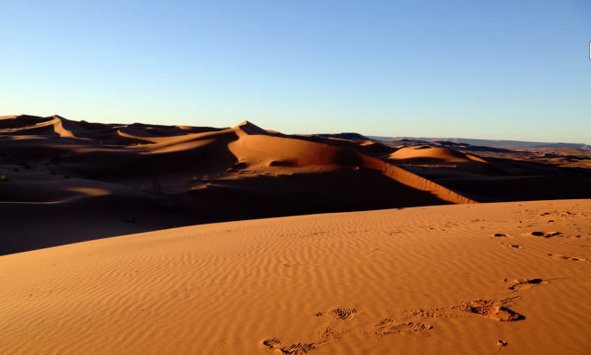 Is it possible to convert the Sahara into sustainable energy?