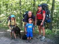 Family Meals and Packing: Backpacking Style