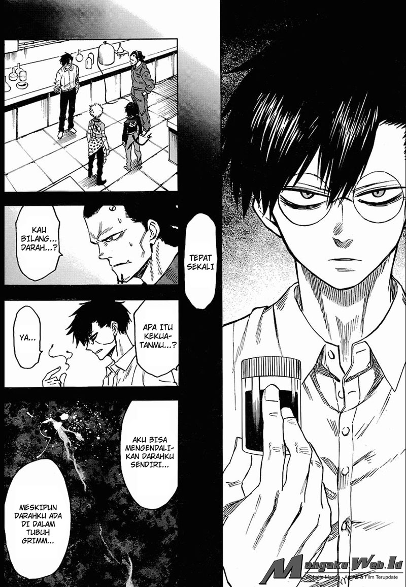 Blood Lad Chapter 70-4