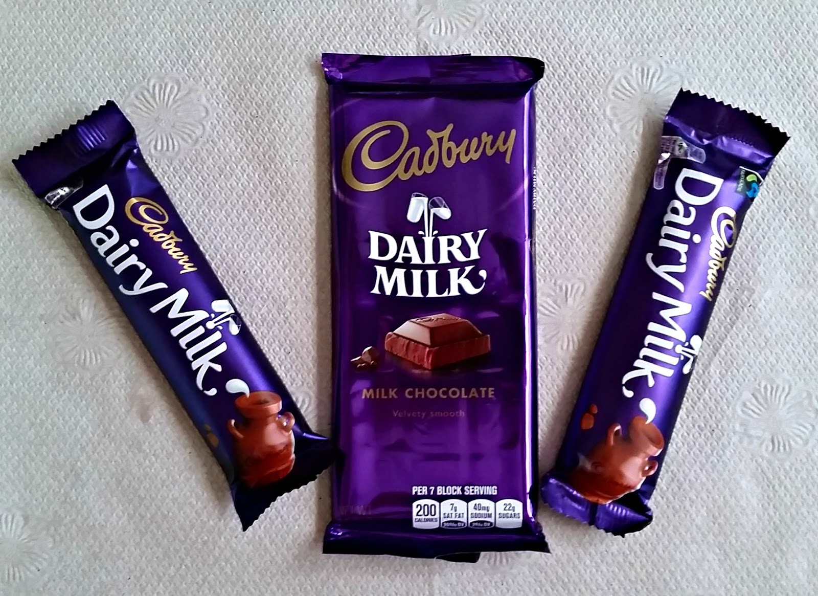 Discussing the marketing of Cadburys Dairy Milk