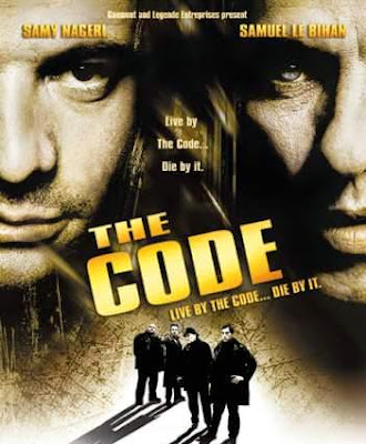 Poster Of The Code (2002) Full Movie Hindi Dubbed Free Download Watch Online At worldfree4u.com