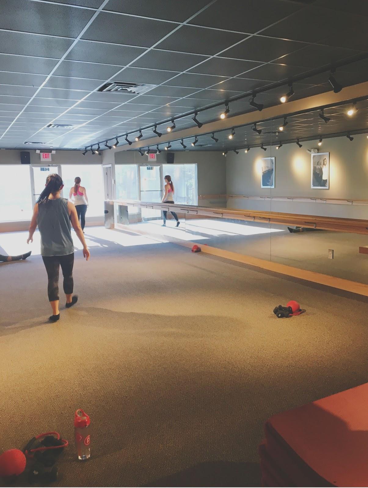 Pure Barre - A fitness studio in Houston, Texas