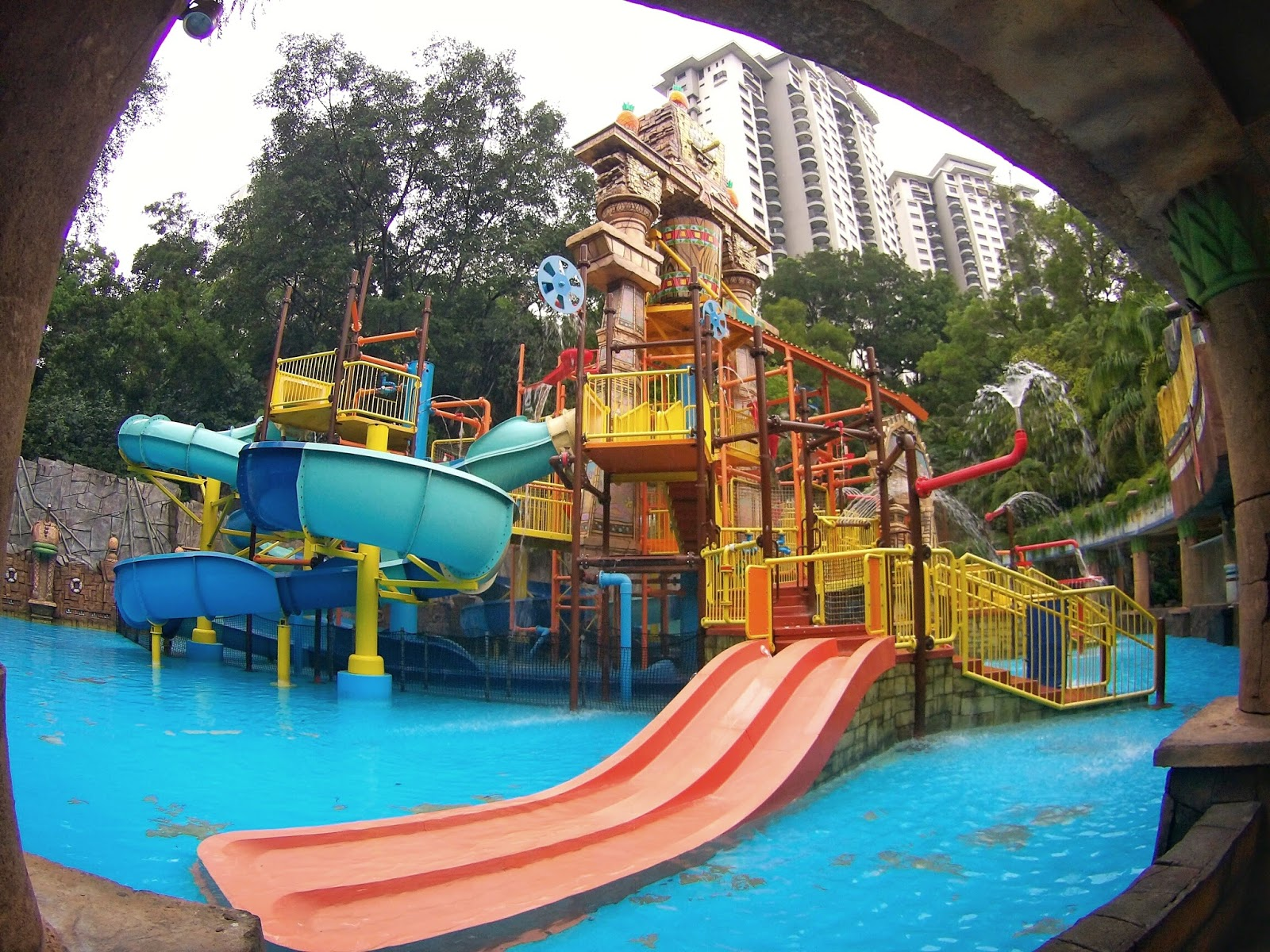 Sunway Lagoon Malaysia Living In The Moment