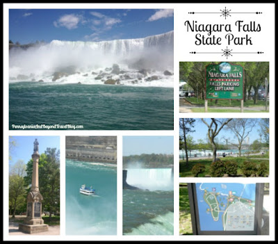 Exploring Niagara Falls State Park in New York
