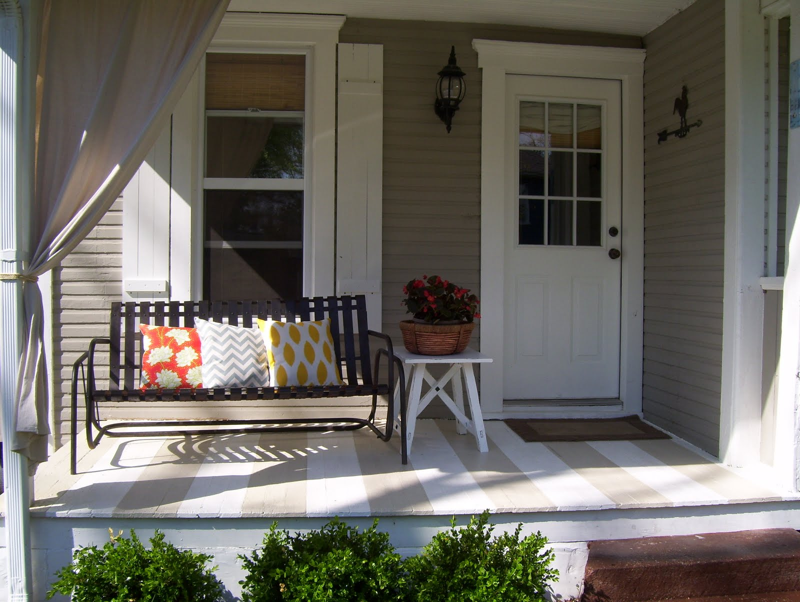 side porch designs vintage home love front and side porch redo 2553