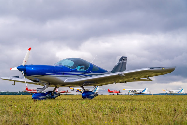 Фоторепортаж с авиашоу в Коротиче 2019 - 05