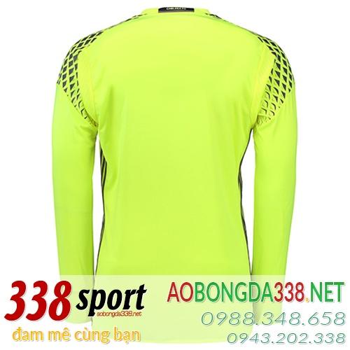 áo chelsea xanh chuối thủ môn 2017